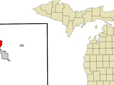 Location Of Jonesville Michigan