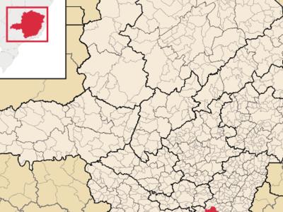 Location In Brazil