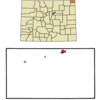 Location In Sedgwick County And The State Of Colorado