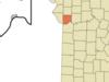 Location Of Kearney Within Missouri