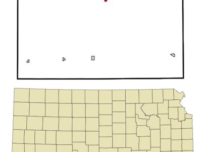 Location Of Kingman Kansas