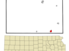 Location Of Kiowa Kansas