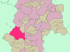 Location Of Kiso In Nagano Prefecture