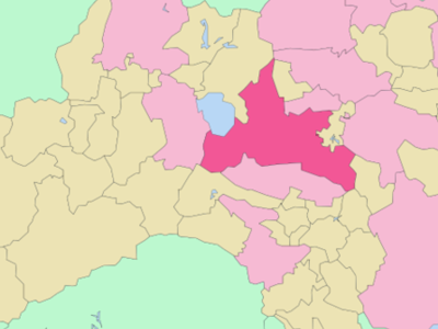 Location Of Kriyama In Fukushima