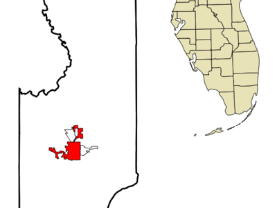 Location In Columbia County And The State Of Florida