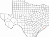 Location In Brazoria County In The State Of Texas