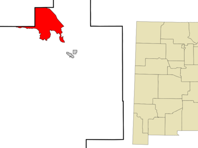Location Of Lake Sumner New Mexico