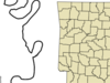 Location In Chicot County And The State Of Arkansas