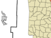 Location In Baxter County And The State Of Arkansas