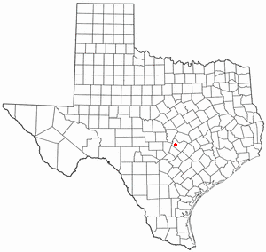 Location Of Lakeway Texas