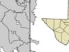 Location Of Lancaster In Dallas County Texas