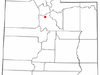 Location Of Lehi Utah