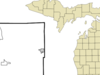 Location Of Lewiston Michigan