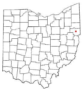 Location Of Lisbon Ohio