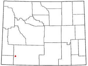 Location Of Little America Wyoming