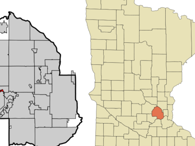 Location In Hennepin County