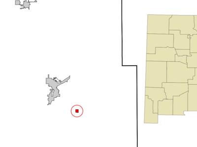 Location Of Loving New Mexico