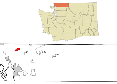 Location Of Lynden Washington