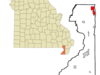 Location Of Malden Missouri