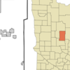 Location Of Manhattan Beach Minnesota