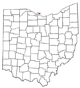 Location Of Marblehead Ohio