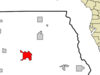 Location In Jackson County And The State Of Florida