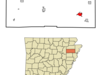 Location In Poinsett County And The State Of Arkansas