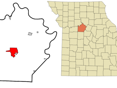 Location Of Marshall Missouri