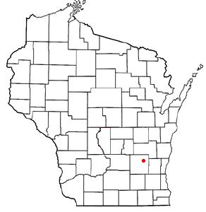 Location Of Mayville Wisconsin