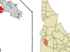 Location In Ada County And The State Of Idaho
