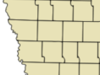 Location Of Milford Iowa