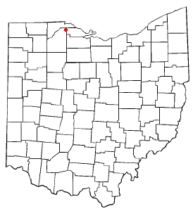Location Of Millbury Ohio