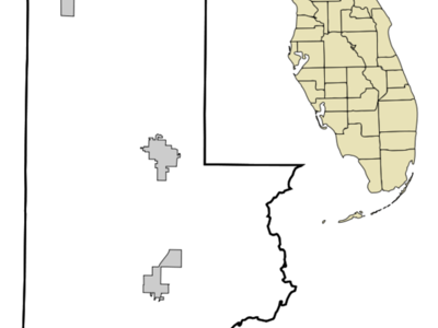 Location In Walton County And The State Of Florida