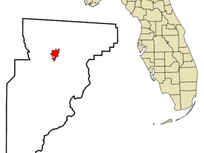 Location In Jefferson County And The State Of Florida