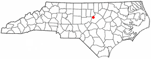 Location Of Morrisville North Carolina