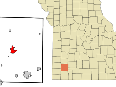 Location Of Mount Vernon Missouri
