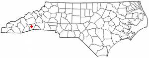 Location Of Mountain Home North Carolina