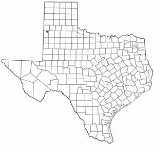 Location Of Muleshoe Texas