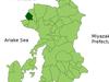Location Of Nankan In Kumamoto