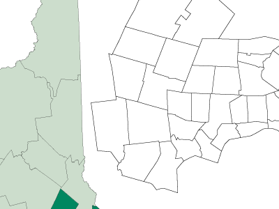 Location In Rockingham County New Hampshire