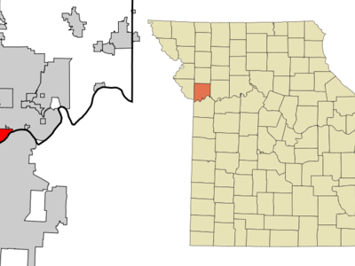 Location Of North Kansas City Missouri