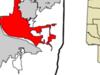 Location Of North Little Rock In Arkansas