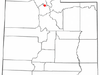 Location Of North Salt Lake Utah