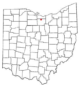 Location Of Norwalk Ohio