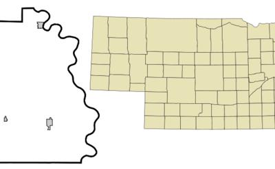 Location Of Oakland Nebraska