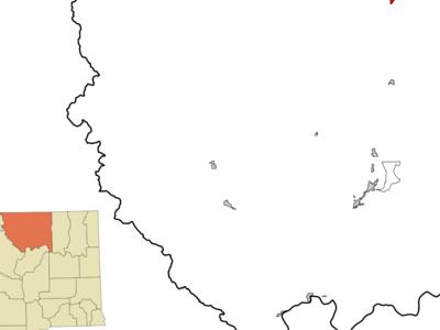 Location Of Oroville Washington