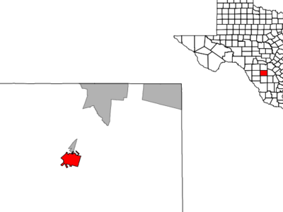 Location Of Pearsall Texas