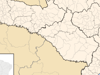 Location Of Penha