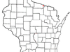 Location Of Phelps Wisconsin