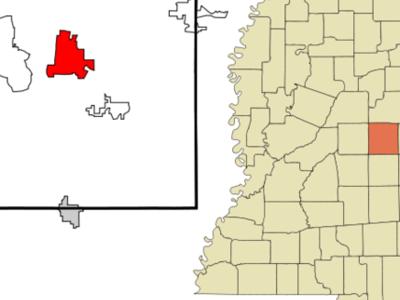 Location Of Philadelphia Mississippi